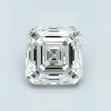 推薦鑽石 #2: 1.09  克拉上丁方形鑽石