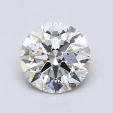 1.20 Carat 圆形 Diamond 理想 I VVS1