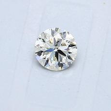 Pierre recommandée n°4: Diamant taille ronde 0,30 carat