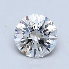 Recommended Stone #4: 1.21-Carat Round Cut Diamond