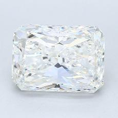 3.69 Carat 雷地恩明亮式 Diamond 非常好 H VS2
