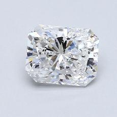 Recommended Stone #4: 0.94-Carat Radiant Cut Diamond