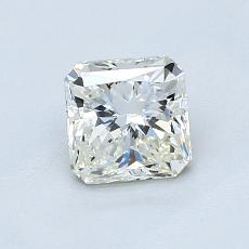 0,90-Carat Radiant Diamond Very Good K VS1