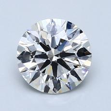 Target Stone: 1.50-Carat Round Cut Diamond