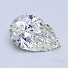 Recommended Stone #4: 2.50-Carat Pear Cut Diamond