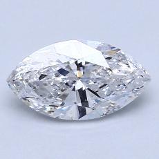 Target Stone: 0.93-Carat Marquise Cut Diamond