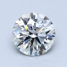 Recommended Stone #3: 1.31-Carat Round Cut