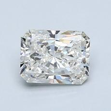 Recommended Stone #4: 1,04-Carat Radiant Cut Diamond