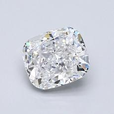 Recommended Stone #1: 1.04-Carat Cushion Cut Diamond