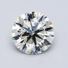 Recommended Stone #1: 1.25-Carat Round Cut Diamond