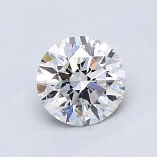 Recommended Stone #2: 0.92-Carat Round Cut Diamond