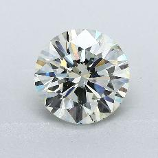 Recommended Stone #1: 2.83-Carat Round Cut Diamond
