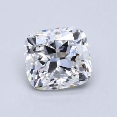 1.03 Carat 墊形 Diamond 非常好 D VVS1