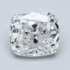 オススメの石No.2:1.52カラットのクッションカットダイヤモンド