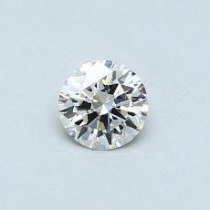 オススメの石No.3:0.31カラットラウンドカットダイヤモンド