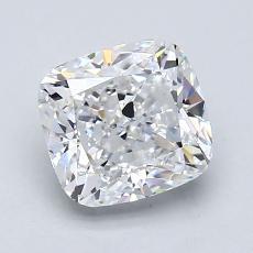 推薦鑽石 #4: 2.00 克拉墊形切割