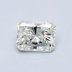 Recommended Stone #2: 0.61-Carat Radiant Cut Diamond