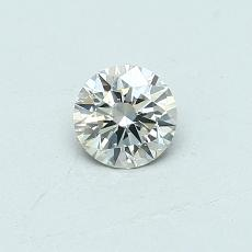 Recommended Stone #2: 0.30-Carat Round Cut Diamond