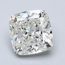 2.07-Carat Cushion Diamond Very Good H VS1