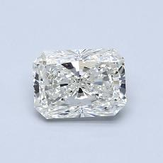 Recommended Stone #3: 0.82-Carat Radiant Cut Diamond