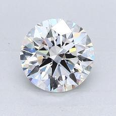 1.51 Carat 圓形 Diamond 理想 E VVS2