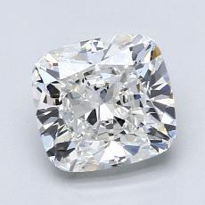 推荐宝石 2:2.01 克拉垫形钻石