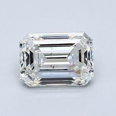 Recommended Stone #2: 1.10-Carat Emerald Cut Diamond