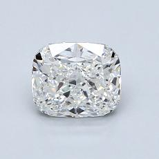 Recommended Stone #2: 1.03-Carat Cushion Cut Diamond