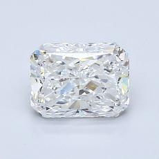 Recommended Stone #3: 1,14-Carat Radiant Cut Diamond