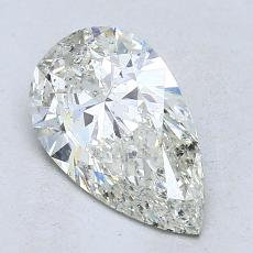 Recommended Stone #3: 1.51-Carat Pear Cut Diamond