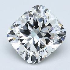 推薦鑽石 #1: 1.83 克拉墊形切割
