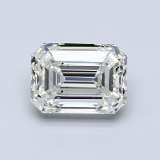 1.03 Carat 绿宝石 Diamond 非常好 I SI1