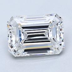 Recommended Stone #3: 2,02-Carat Emerald Cut Diamond