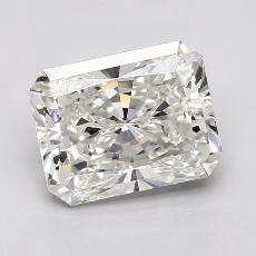 Recommended Stone #1: 3,02-Carat Radiant Cut Diamond