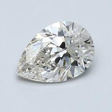 Recommended Stone #4: 1.08-Carat Pear Cut Diamond