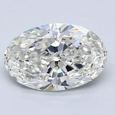 Recommended Stone #1: 2.01-Carat Oval Cut Diamond