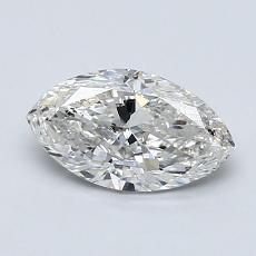 Recommended Stone #3: 0.91-Carat Marquise Cut Diamond