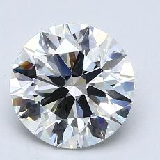 Recommended Stone #2: 2.00-Carat Round Cut Diamond