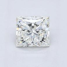 Recommended Stone #3: 0.97-Carat Princess Cut Diamond