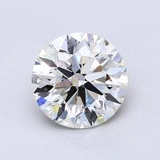 1.05-Carat Round Diamond Ideal G VS2