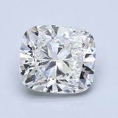 1.50 Carat 墊形 Diamond 非常好 G VVS2