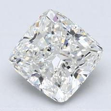 推荐宝石 4:1.77 克拉垫形钻石