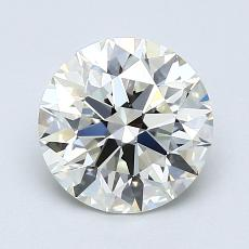 Recommended Stone #2: 1,31-Carat Round Cut