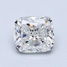 1.20 Carat 垫形 Diamond 非常好 F VS1