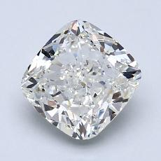 Recommended Stone #2: 1.90-Carat Cushion Cut Diamond
