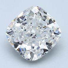 Recommended Stone #3: 2,50-Carat Cushion Cut Diamond