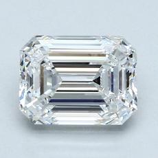 Recommended Stone #2: 1,70-Carat Emerald Cut