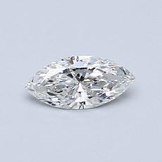 0.32 Carat 欖尖形 Diamond 非常好 F VS1