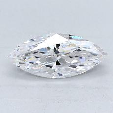 Recommended Stone #4: 0.90-Carat Marquise Cut