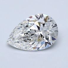 1.04 Carat Pera Diamond Muy buena E VS1